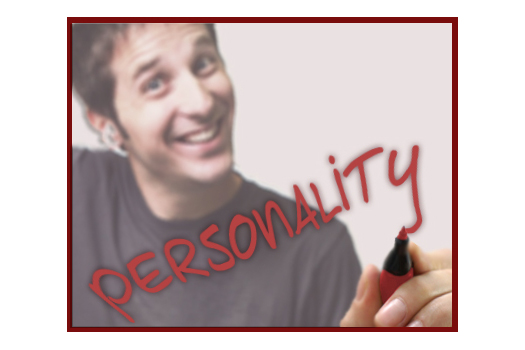 conveying personality to your social media posts