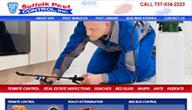 pest control company websites suffolk va
